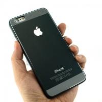 【iPhone6】アップルiPhone5風プラスチックケース!【全4色】
