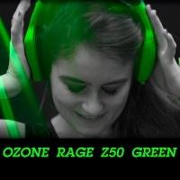 RAGE Z50 GREEN