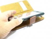 【iPhone6】磁石で取り外しできる手帳型ケース